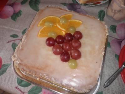 """торты, готовим торты, фото рецепт тортов, торт """"Янтарная слеза"""""""