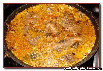 Рецепт блюд из гречки